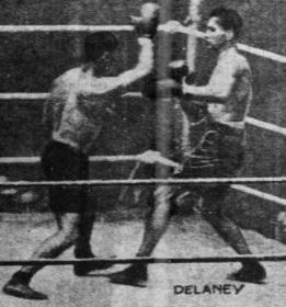 Delaney W15 Berlenbach