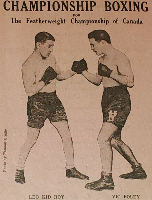 10. Roy et Foley Octobre 1926