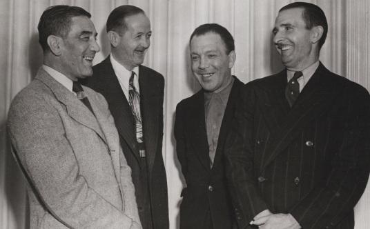 11. Roy et Godbout 1946